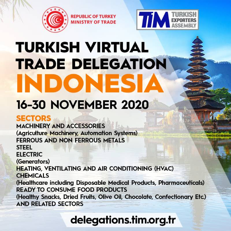 Indonesia Virtual Trade Delegation