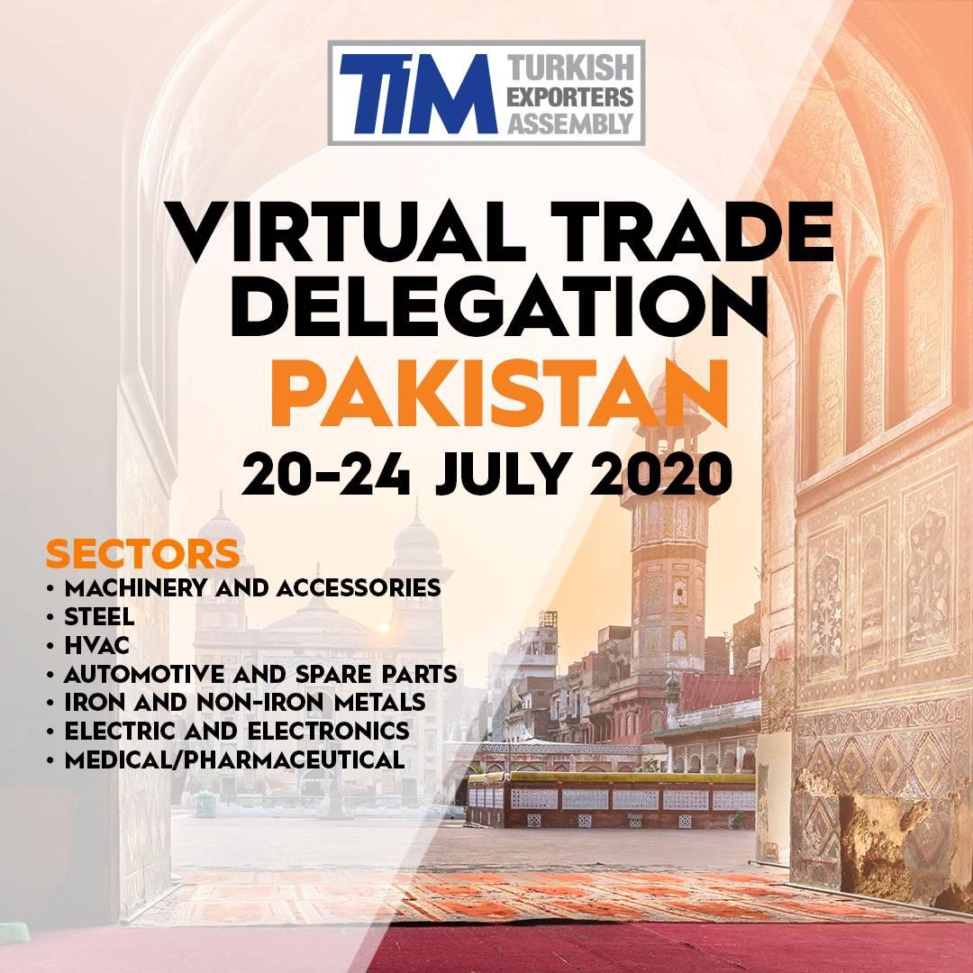 Pakistan Virtual Trade Delegation