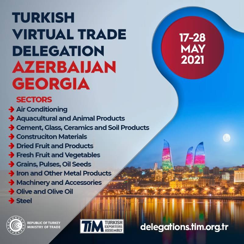 Azerbaijan - Georgia Virtual Trade Delegation