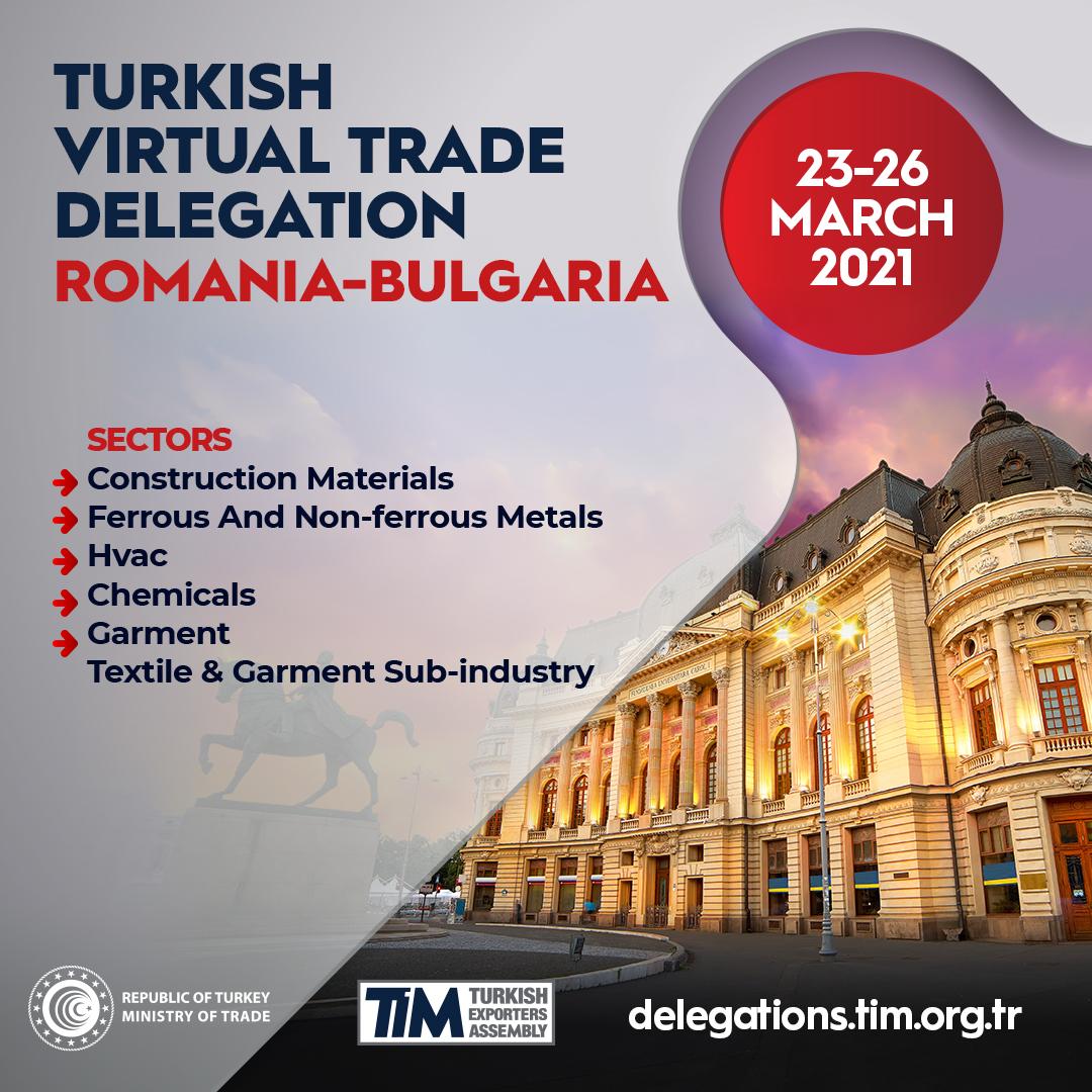 Romania - Bulgaria Virtual Trade Delegation