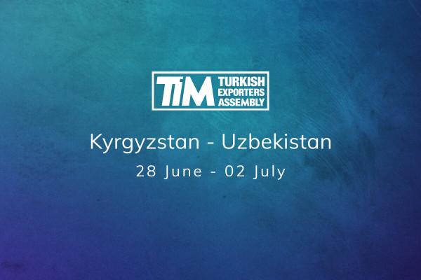 Kyrgyzstan - Uzbekistan