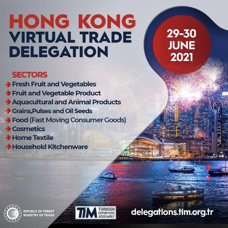 Hong Kong Virtual Trade Delegation