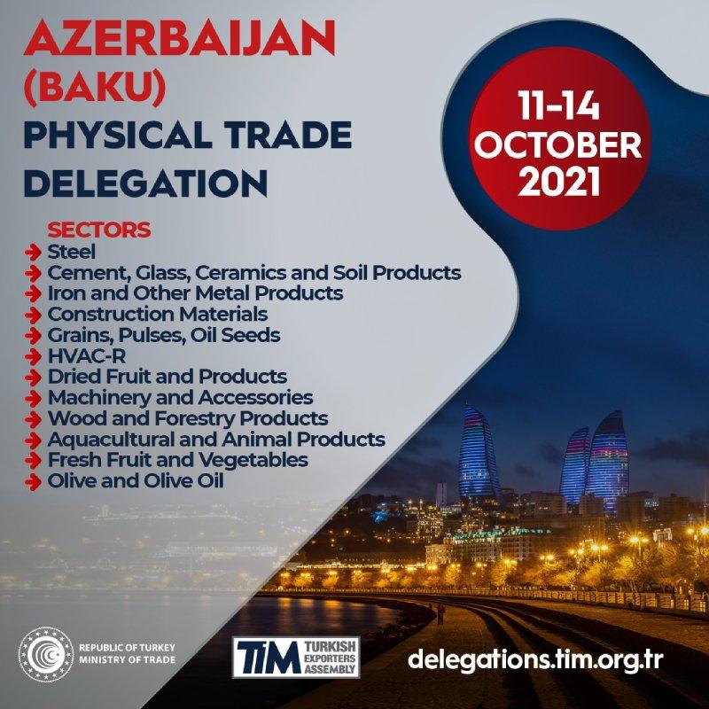 Azerbaijan Trade Delegation