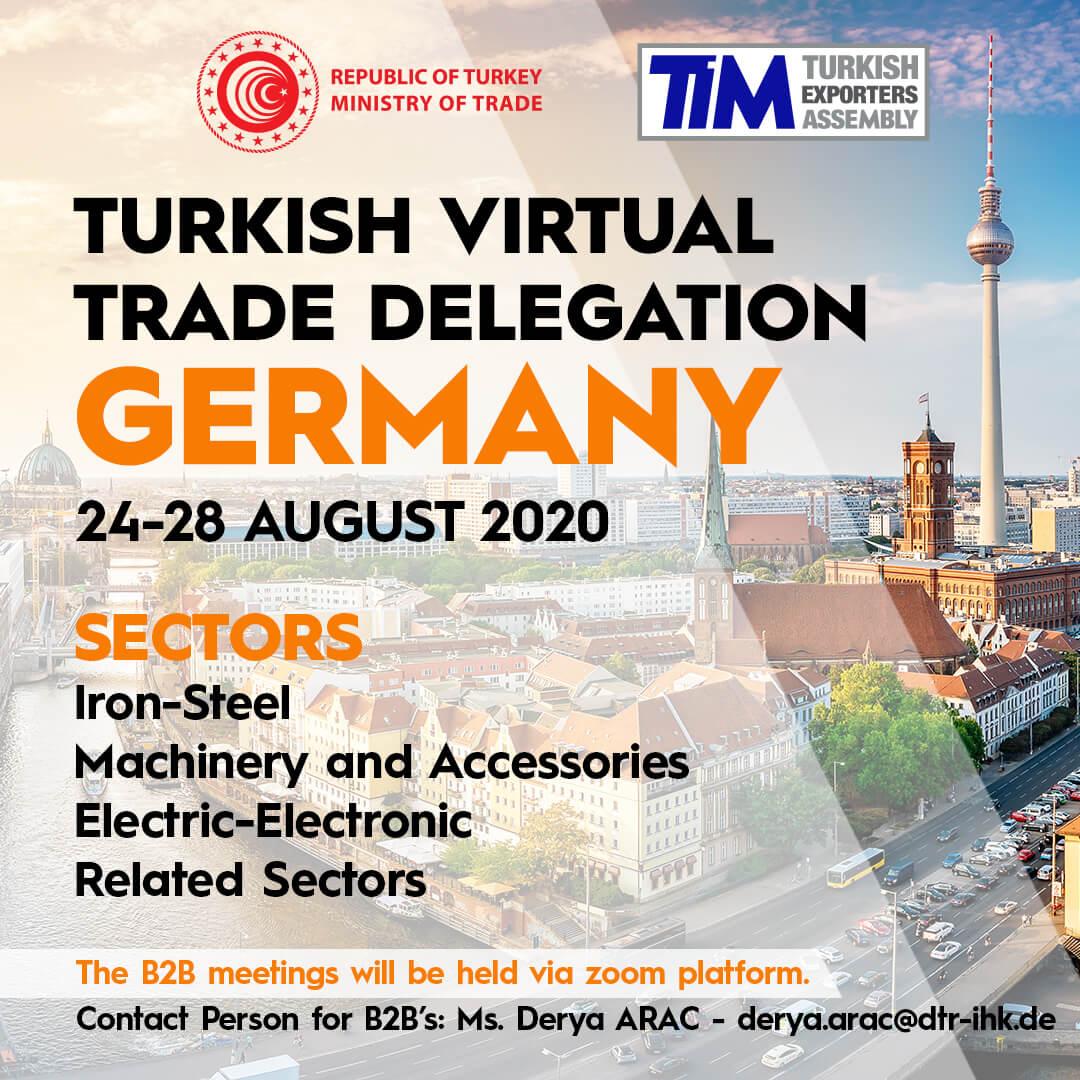 Germany Virtual Trade Delegation
