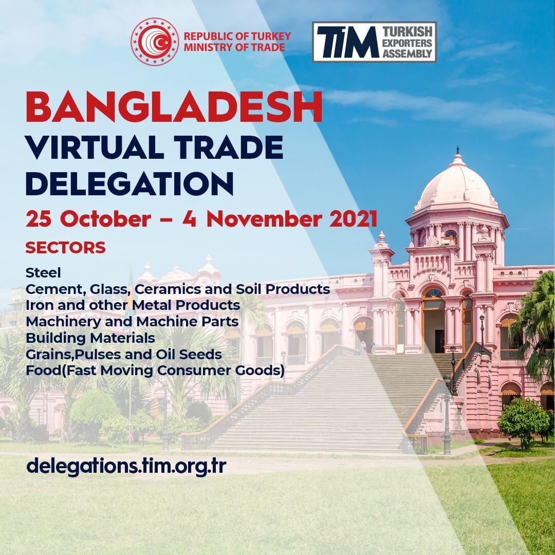 Bangladesh Virtual Trade Delegation