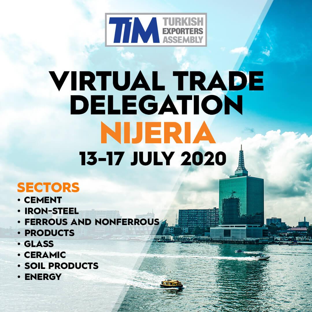 Nigeria Virtual Trade Delegation