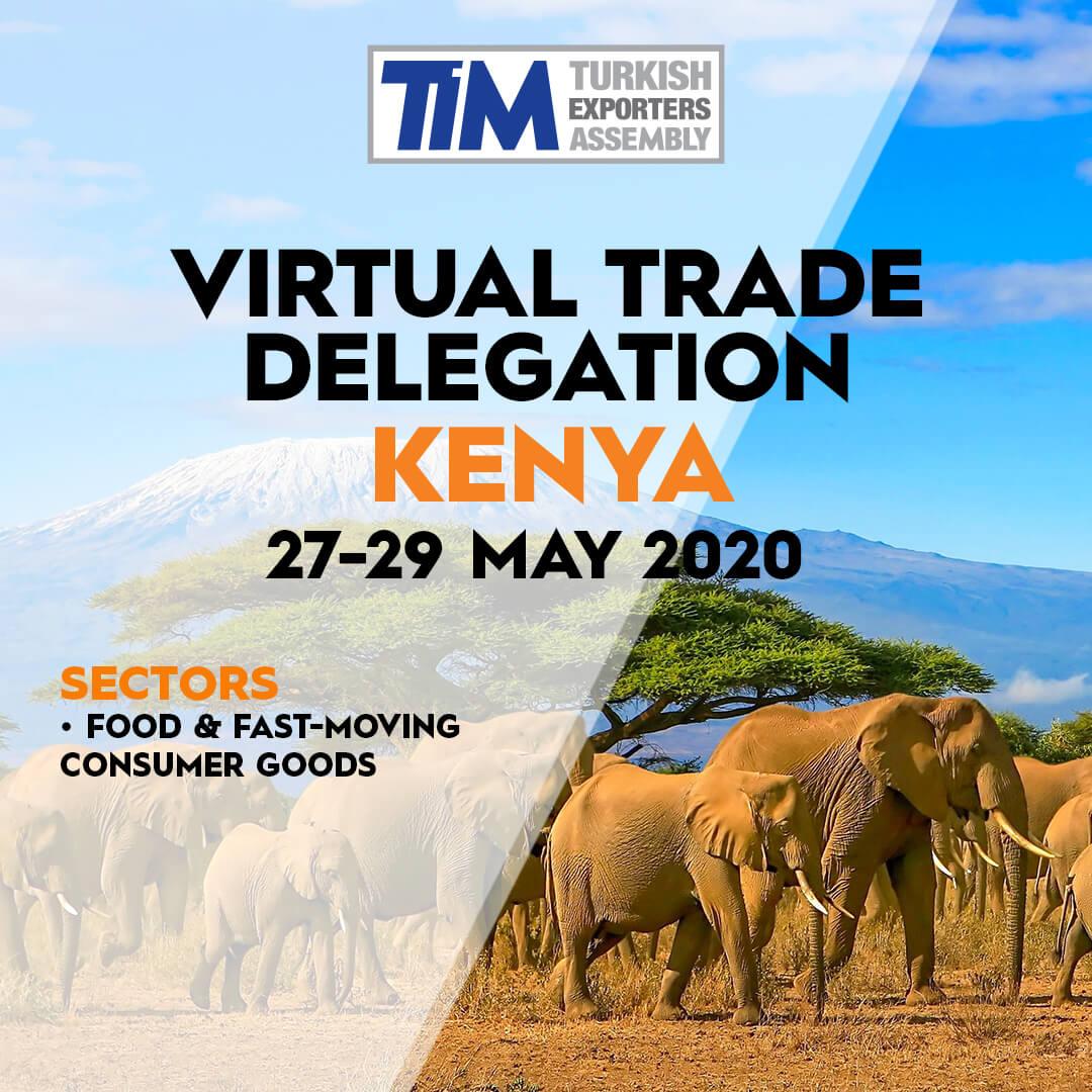 Kenya Virtual Trade Delegation
